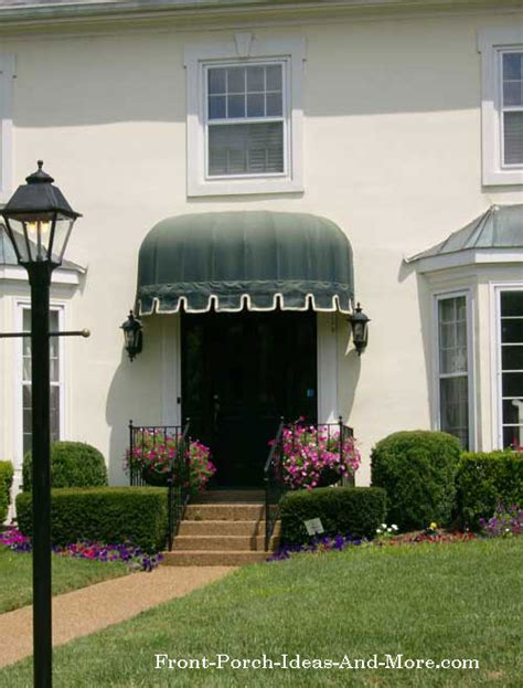 Awnings For Front Porch by Porch Awnings Aluminum Porch Awning Awnings For Porch
