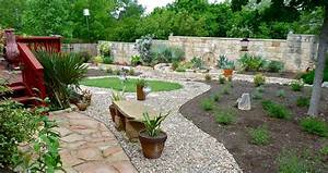 REFLECTIONS ON A XERISCAPE Central Texas Gardening