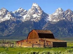 The Grand Tetons  Wyoming   Pics