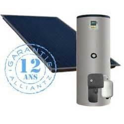 Chauffe Eau Solaire Individuel : chauffe eau solaire individuel alliantz h li o ~ Melissatoandfro.com Idées de Décoration