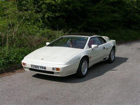 how things work cars 1989 lotus esprit parental controls for sale 1989 lotus esprit turbo classic cars hq