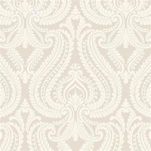 Beacon House Imperial Grey Modern Damask Wallpaper-2535