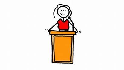 Speaking Clipart Speech Start Power Confidence Clipartmag