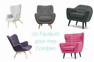 Petit Fauteuil Maison Du Monde : un fauteuil pour mes combles les petits riens ~ Premium-room.com Idées de Décoration