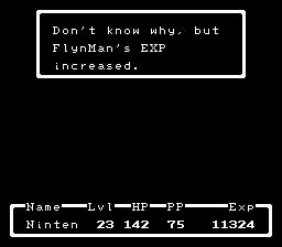 flying man wikibound