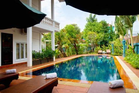The Frangipani Green Garden Hotel & Spa In Siem Reap