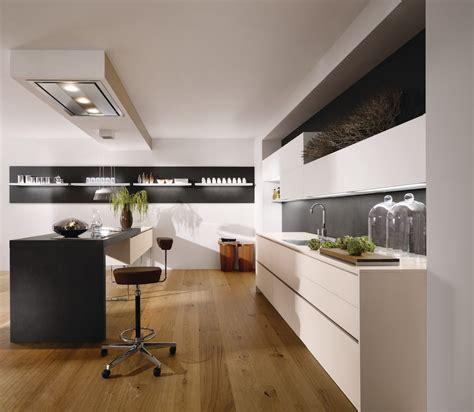 hotte cuisine design hotte plafond