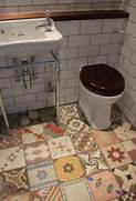 Cheap Small Bathroom Remodel Small Bathroom Flooring Ideas With China Shiny Floor Tile In Bathroom And Kitchen Tiles 300x300 Mm 12 How To Reinvent Your Kitchen Or Bath With Subway Tile
