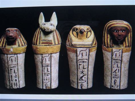 canap ik how to draw canopic jars
