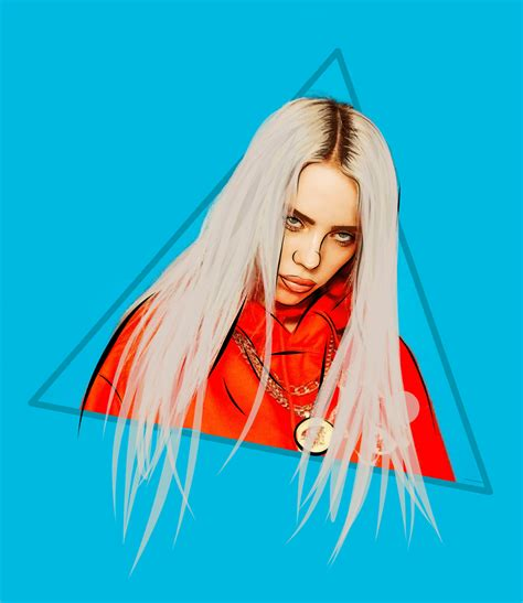 Billie Eilish Drawing Wallpapers - Wallpaper Cave