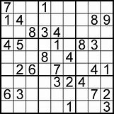 Sudoku Medium Difficulty   1200 x 1200 png 38kB