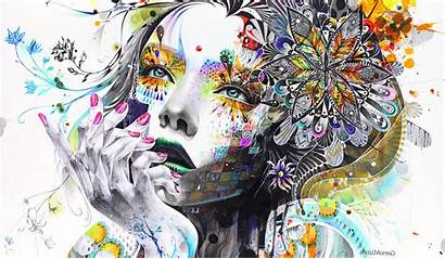Abstract Surrealism Artwork Greno Desktop Wallpapers Backgrounds