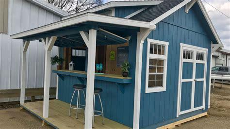 custom sheds outdoor furniture paw paw mi meyer wood