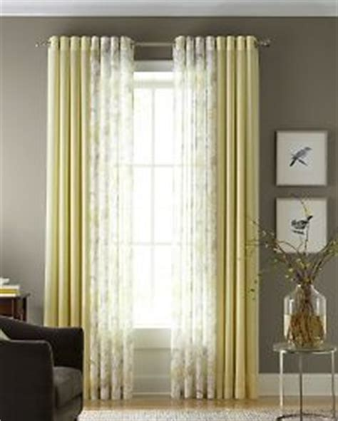 1000 ideas about layered curtains on grey