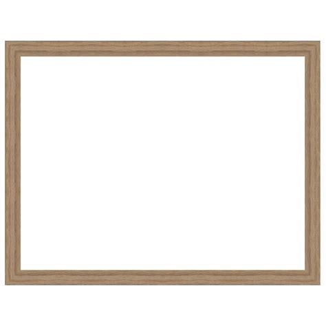 cadre bois brut naturel ch 234 ne 224 peindre soi m 234 me cadre