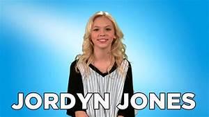 Jordyn Jones Is Holding A Contest! - YouTube