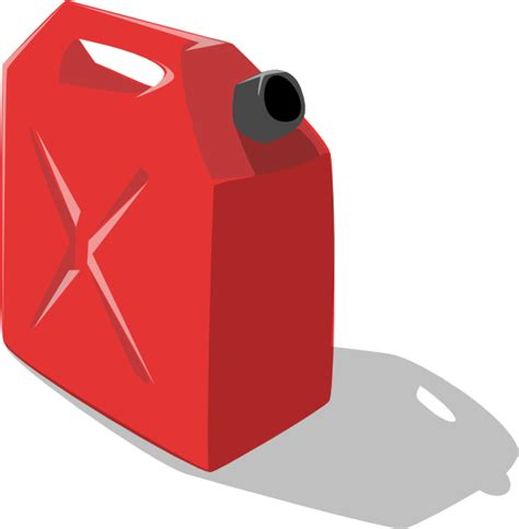 Gas Clipart Gas Container Clip At Clker Vector Clip