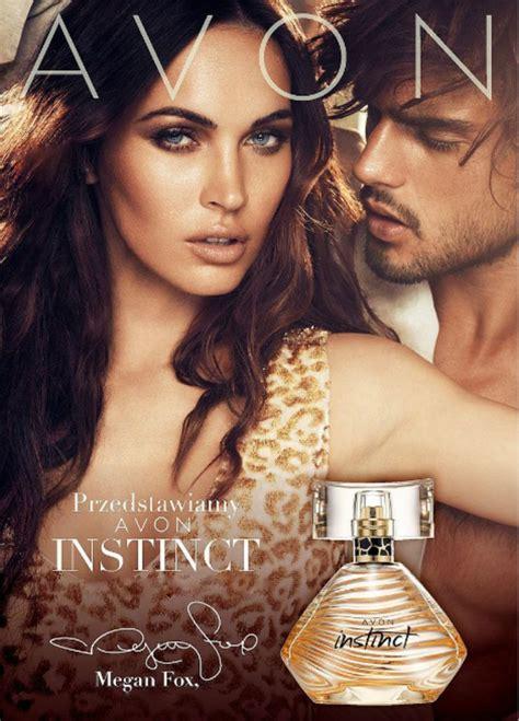 avon instinct   fragrance  avon