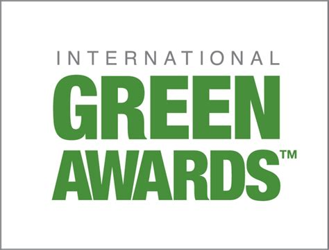 The GREEN MARKET ORACLE: International Green Awards 2012 ...