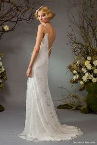 elizabeth fillmore fall 2014 wedding dresses wedding With slip style wedding dress