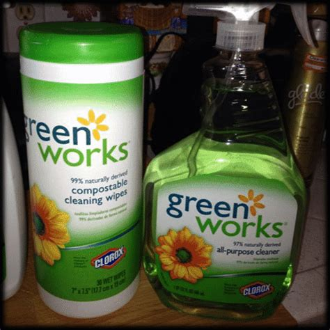 clorox greenworks ecofriendly cleaning green review