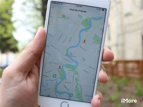 find friends iphone how to use find my friends on iphone and imore