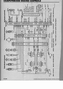 1996 International Bus Wiring Diagrams