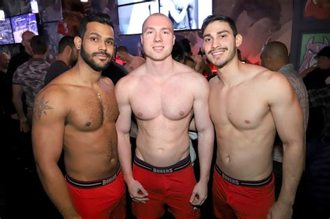 days  win bottle service  food  boxers gay