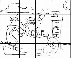 Puzzle Zum Ausdrucken : weihnachts puzzle karte 4 medienwerkstatt wissen 2006 ~ Lizthompson.info Haus und Dekorationen