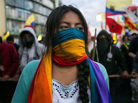 amazon  international allies denounce violence