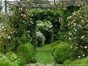 Jardins à L Anglaise : le jardin les jardins de roquelin ~ Melissatoandfro.com Idées de Décoration