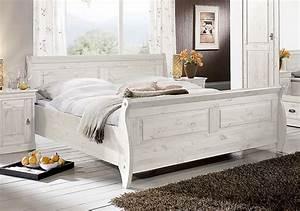 Holz Weiß Lackieren : massivholz bett 180x200 holzbett doppelbett wei kiefer massiv ~ Whattoseeinmadrid.com Haus und Dekorationen