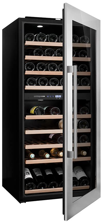 installing wine cooler in existing cabinet avintage premium integrated wine cooler av79xdzi 1 w
