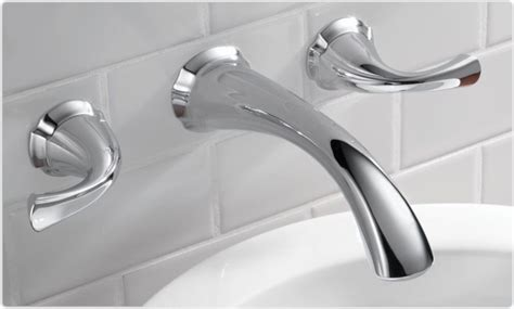 kitchen sink wall mount faucet wall mounted faucets bathroom sink the homy design 8558