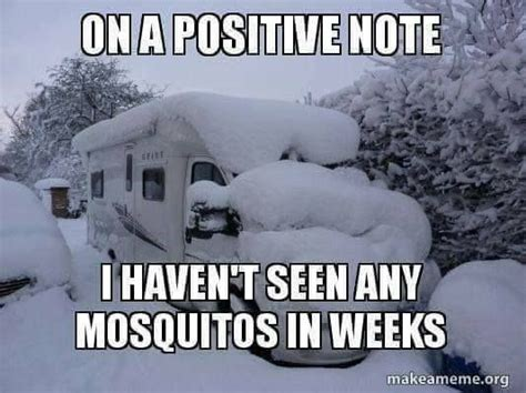 Memes About Winter - 52 memes for anyone going through a horrible winter