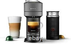 Enjoy a nice espresso or coffee at home. Nespresso Vertuo Next Coffee & Espresso Machine W Aeroccino By De'longhi (gray)