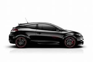 Renault Megane Noir : photo nouvelle renault megane rs trophy noir etoile ~ Gottalentnigeria.com Avis de Voitures