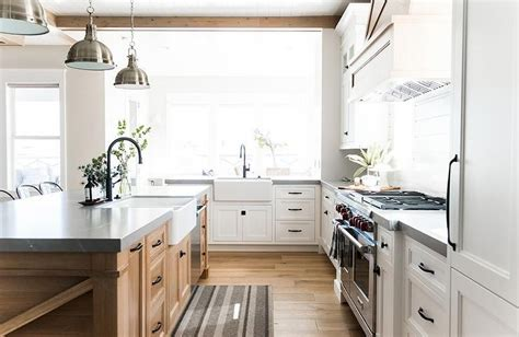 Kitchen inspirations pin on kitchens cabinets 17 white cabinet ideas paint black hardware choosing the right popular for shaker. White shaker cabinets accented with oil rubbed bronze ...