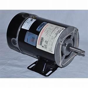 Pentair Motor Thru Bolt 3  4 Hp 115v W  Tog Switch  356597s