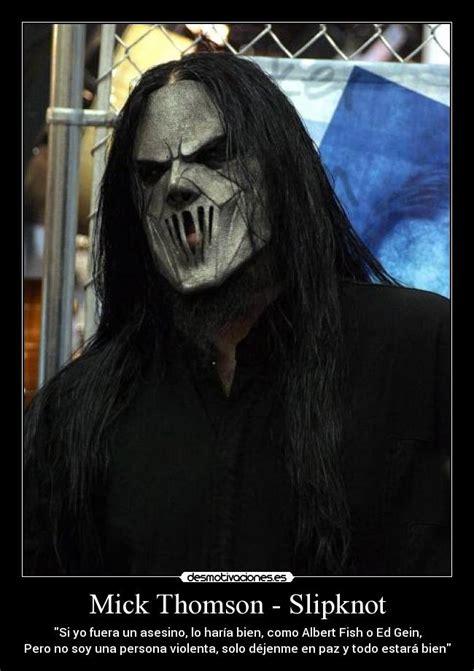 Slipknot Memes - mick thomson slipknot married memes