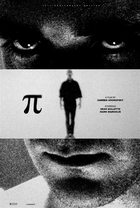 """Pi"" movie poster on Pantone Canvas Gallery"