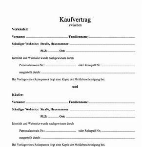 Kaufvertrag Pkw Privat Kfz Kaufvertrag F R Privatpersonen 6