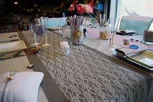 10 Ides De Chemin De Table Mariage Pour Une Table Orginale