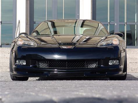 geigercarsde corvette  black edition
