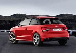 Nouvelle Audi A1 : voici les nouvelles audi a1 et a1 sportback restyl es ~ Melissatoandfro.com Idées de Décoration