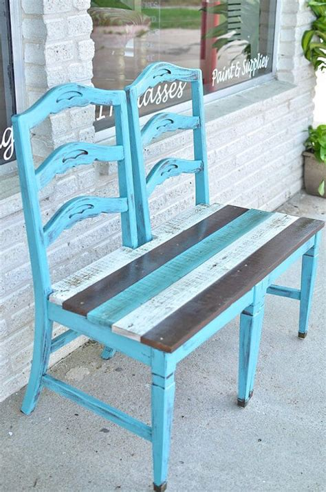 relooker chaise paille 10 awesome diy front porch bench ideas