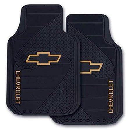 Chevy Makes And Models by Floor Mat Universal Chevy Bow Tie Floor Mats Various