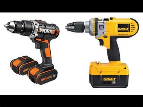 reviews  cordless hammer drill  youtube
