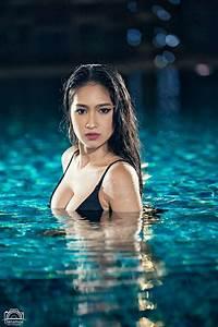 Miss Grand Myanmar 2017 : Shwe Eain Si Swim Suit Fashion ...