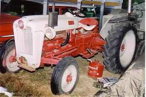 ford jubilee tractor manual